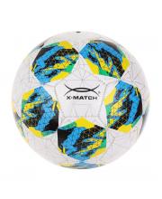 Мяч футбольный X-Match пятиугольники X-Match