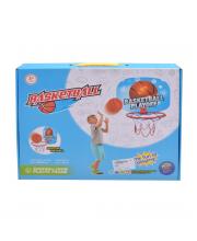 Набор для игры в баскетбол пластик Наша Игрушка