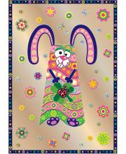 Набор для изготовления картины Полосатик Кроль Клевер Медиа Групп