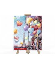 Набор для творчества Картина по номерам Париж Данко-Тойс