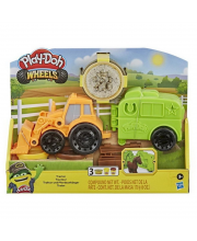 Набор для творчества Фермерский трактор Play-Doh