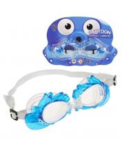Очки для плавания детские Осьминог Наша Игрушка