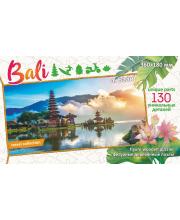 Пазл деревянный фигурный Travel collection Бали Нескучные игры