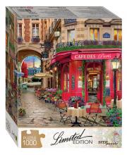 Пазлы Cafe des Paris 1000 деталей Степ