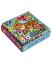 Умные кубики Пятнистый леопард 9 шт Айрис-пресс