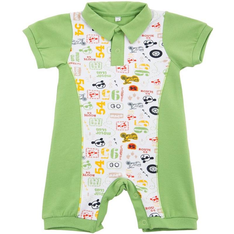 ПесочникПесочникзеленогоцвета маркиSoniKids для мальчиков.<br>Песочник с коротким рукавом, выполненный из хлопка, декорирован забавным принтом с изображением панды-путешественницы.Верхняя часть стилизована под футболку-поло и застегивается на кнопки, а также модель дополнена кнопками по шаговому шву для удобства переодевания малыша.<br><br>Размер: 6 месяцев<br>Цвет: Зеленый<br>Рост: 68<br>Пол: Для мальчика<br>Артикул: 648029<br>Страна производитель: Россия<br>Сезон: Всесезонный<br>Состав: 95% Хлопок, 5% Лайкра<br>Бренд: Россия<br>Вид застежки: Кнопки