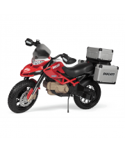 Электромотоцикл Ducati Enduro Peg-Perego