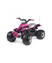 Электроквадроцикл Corral T-Rex 330w Pink Peg-Perego