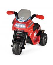 Электромотоцикл Ducati Desmosedici Evo Peg-Perego
