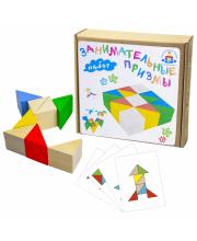 Обучающий набор Занимательные призмы Краснокамская игрушка