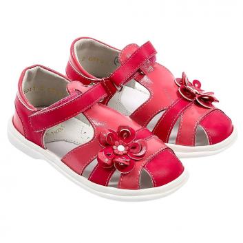Обувь, Сандалии Топ-Топ (малиновый), фото