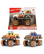 Внедорожник Имитация грязи 15 см Dickie Toys