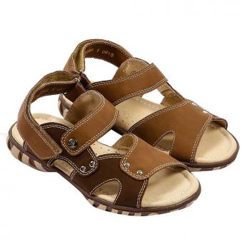 Обувь, Сандалии Топ-Топ (коричневый)647695, фото