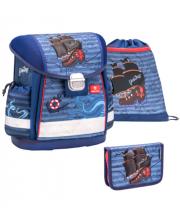 Набор Ранец Classy, пенал и сумка для обуви Belmil