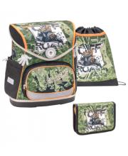 Набор Ранец Mini-Fit, 2 пенала и сумка для обуви Belmil