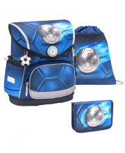 Набор Ранец Compact, пенал и сумка для обуви Belmil