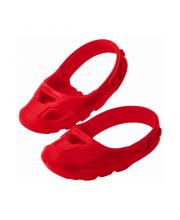 Защита для обуви красная р 21-27 Smoby