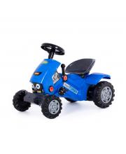 Каталка-трактор с педалями Turbo 2 Полесье