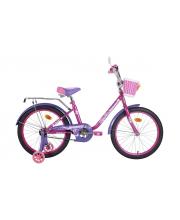 Велосипед Princess со светящимися колесами 1s