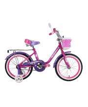 Велосипед Princess 1s со светящимися колесами Black Aqua