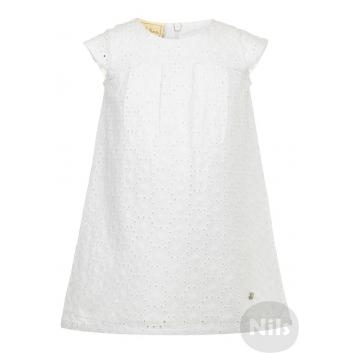 Девочки, Платье BIMBALINA (белый)606381, фото