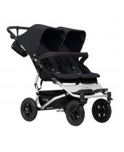 Прогулочная коляска для двойни и погодков Duet Mountain Buggy
