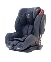 Автокресло Thunder Ultra Isofix SPS black