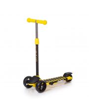Самокат Startico Black Yellow Mobile Kid