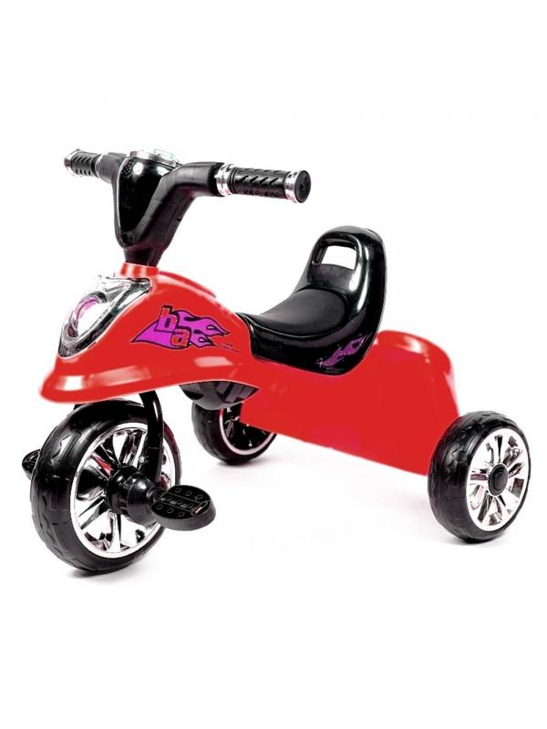 Велосипед трехколесный Modern RT (красный)