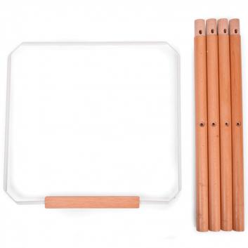 Мебель, Дополнительный комплект ножек Childhome 393661, фото