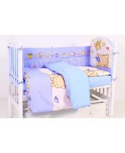 Комплект белья в кроватку Детский Мир Топотушки