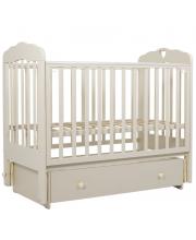 Кроватка детская Мария сердечко Топотушки