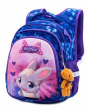 Рюкзак с брелоком мишка SkyName