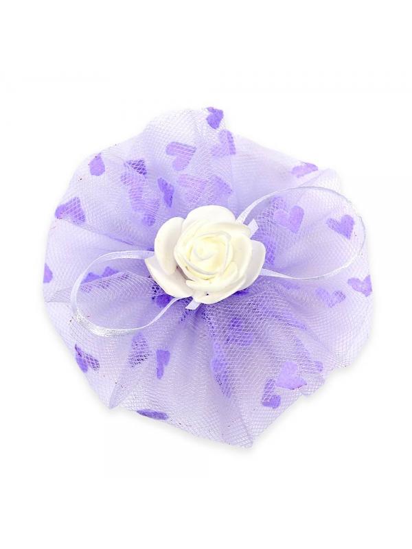 Бант Arco Carino (фиолетовый)