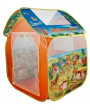Палатка Весёлая Ферма 83х80х105 см