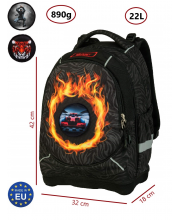 Рюкзак суперлегкий FIRE Target