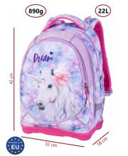 Рюкзак суперлегкий Unicorn Dreams Target