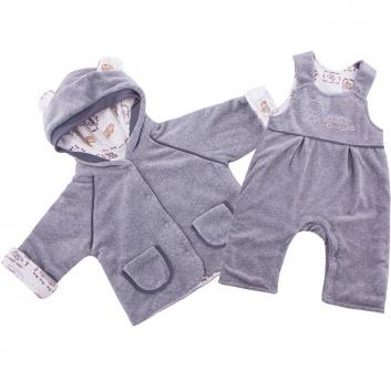 Малыши, Комплект Sonia Kids (серый)647850, фото