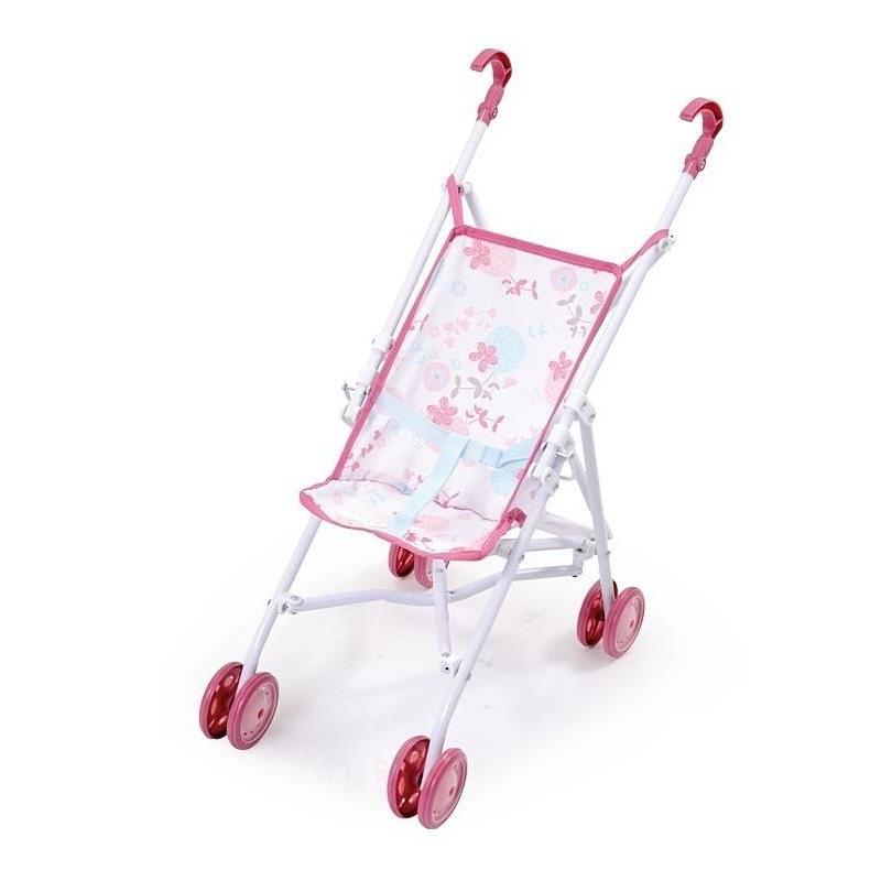кукольная коляска трость 35 5 24 5 52 см fei li toys Smoby Кукольная коляска Baby Nurse