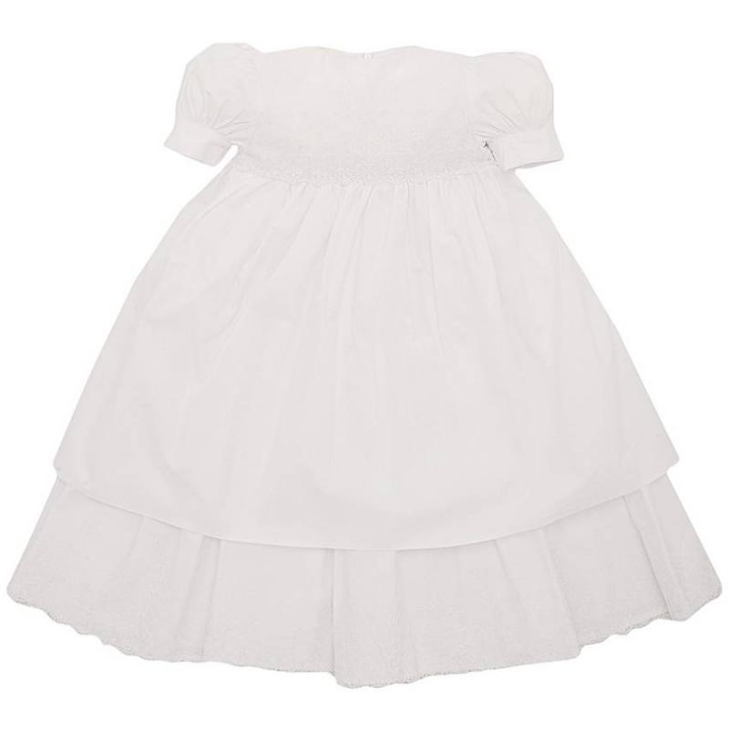 Платье крестильноеПлатье крестильноебелогоцвета марки Ангел мой.<br>Воздушное платье выполнено из белого сатина - плотного натурального хлопка. Модель дополнена рукавами-фонариками и двойной юбочкой до пола. Платье украшено тонким кружевом, а также декоративной лентой.<br>Состав: сатин (100% хлопок).<br>Длина: 68-70 см.<br><br>Размер: 2 года<br>Цвет: Белый<br>Рост: 92<br>Пол: Для девочки<br>Артикул: 640534<br>Страна производитель: Россия<br>Сезон: Всесезонный<br>Состав: 100% Хлопок<br>Бренд: Россия