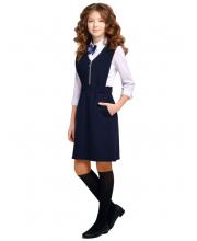 Сарафан школьный OLMI