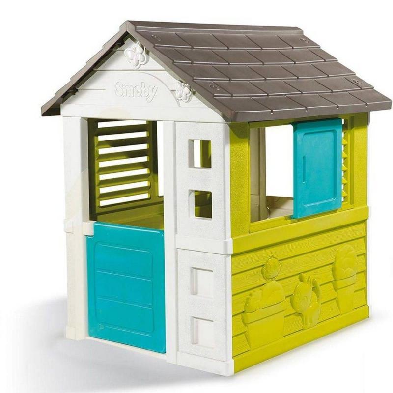 купить Smoby Игровой домик BG