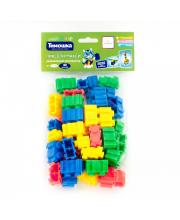 Конструктор Пиксели макси 40 деталей Тимошка
