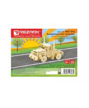 Сборная модель Американский грузовик Rezark