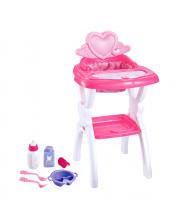 Набор стул для кукол Сердечко PITUSO