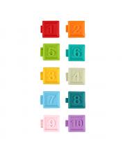 Набор кубиков 10 шт Цифры HAUNGER