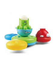 Игрушка для ванной Веселый осьминог PITUSO