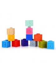 Набор кубиков Цифры 12 шт PITUSO