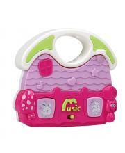 Развивающая игрушка Музыкальный дом PITUSO