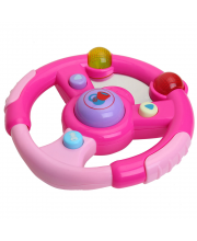 Развивающая игрушка Музыкальный руль PITUSO
